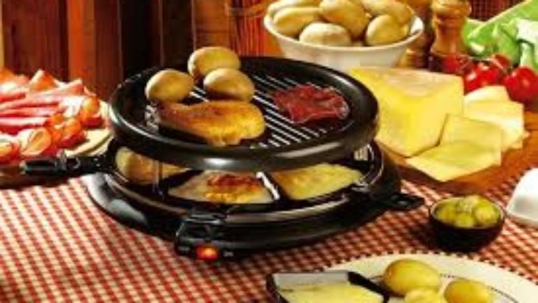 Dimanche 10 février à midi : repas convivial : RACLETTE